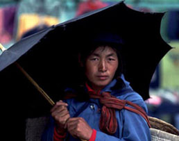 Naxi Woman, China